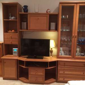 For sale: Solid Pine Display Units - €125