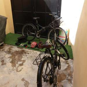 For sale: 2 ADULT BIKES - €125