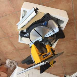For sale: FEMI Mitre-Saw (combination of mitre and desk) - €130