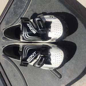 For sale: Bont vaypor  cycling shoes size 41 - €70