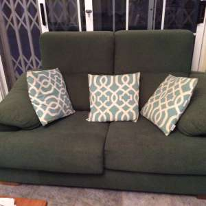 For sale: Two and three seater settee, - €150