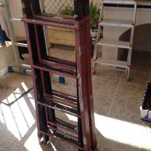 For sale: Multi position and extending ladder