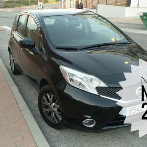 For sale: Nissan Note Acenta 2014,  1.2 petrol
