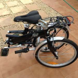 For sale: FOLD UP BICYCLE - €100