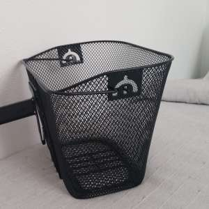 For sale: Bike removable handle bar basket, new - €15