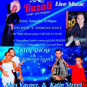 Dance Show & Live music
