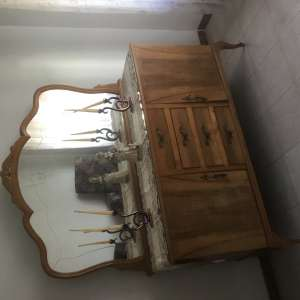 For sale: ORIGINAL SPANISH FURNITURE—Bed Frames / Wardrobes / TV Units / Dressers and much more - €150