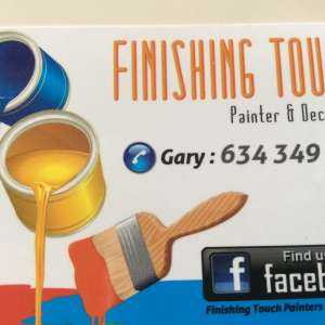 Finishing Touch Painters & Decorators