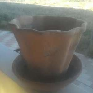 For sale: 2 X large terracotta  planters - €15