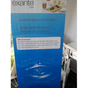 Slimming club and meal replacement products