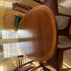 For sale: Table and chairs - €50