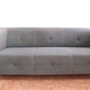 For sale: 3 Seater sofa 183 cm x 82cm Blue / Grey - €30