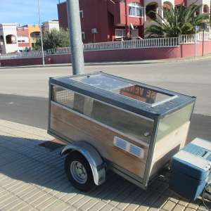 For sale: Dog Trailer - €300