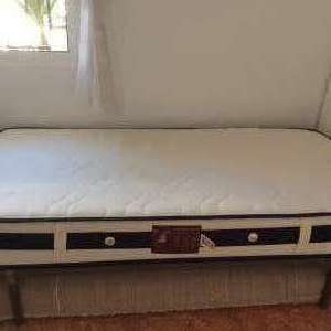 For sale: Single bed frame and mattress 50 Now SOLD - €50