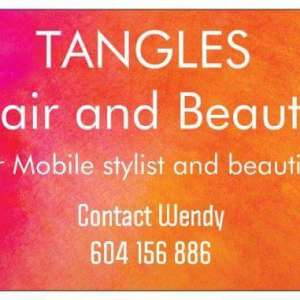 Tangle's Mobile Hair and Beauty