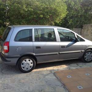For sale: Vauxhall zafira 7 seater - €1,450