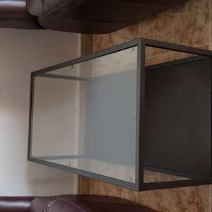 For sale: Glass coffee tables