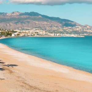 Beach yoga, Private yoga, Yoga & Walking Weekend Break in Albir