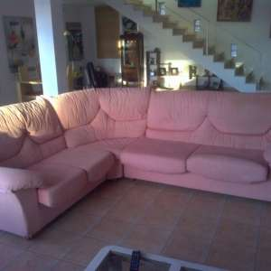 For sale: Large corner sofa - €35