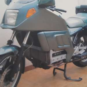 For sale: CLASSIC BMW MOTORCYCLE