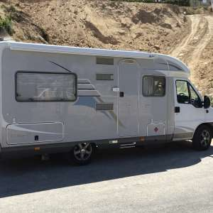 For sale: Motorhome Hymer 20,000 ono