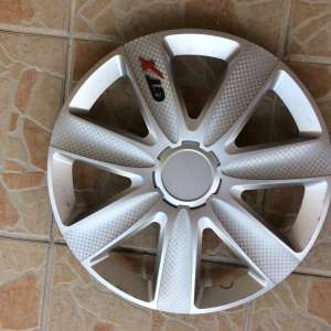 "For sale: New wheel covers 15"" bought wrong size - €10"