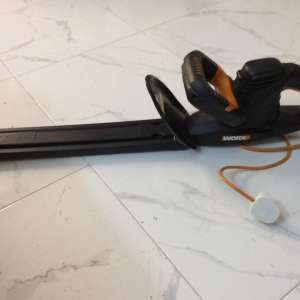 For sale: WORX electric hedge trimmer