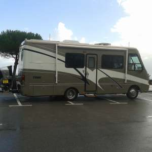 For sale: 27ft American A class RV Motorhome