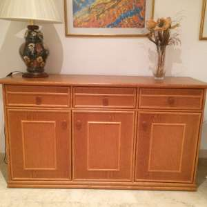 For sale: Solid pine sideboard - €100