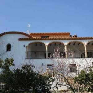 3 bedroom, 2 bath house for sale in Javea