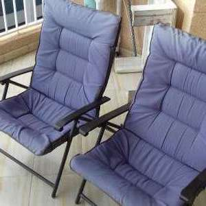 For sale: chairs - €20