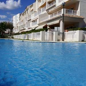 Beautiful two bedroom poolside apartment Arenal beach, Javea a few dates available. Las Dunas Javea
