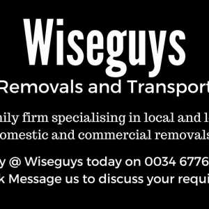 Wiseguys Removals and Transport