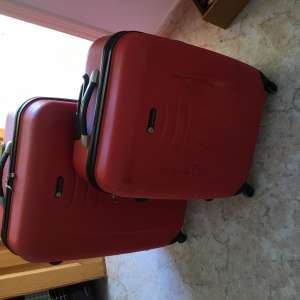 For sale: TWO SUITCASES - €45