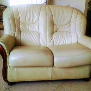 For sale: 3 seater and a 2 seater settees - €60