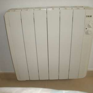 For sale: CREAM HGM Storage Radiator