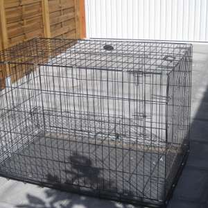 For sale: Large dog cage. - €25