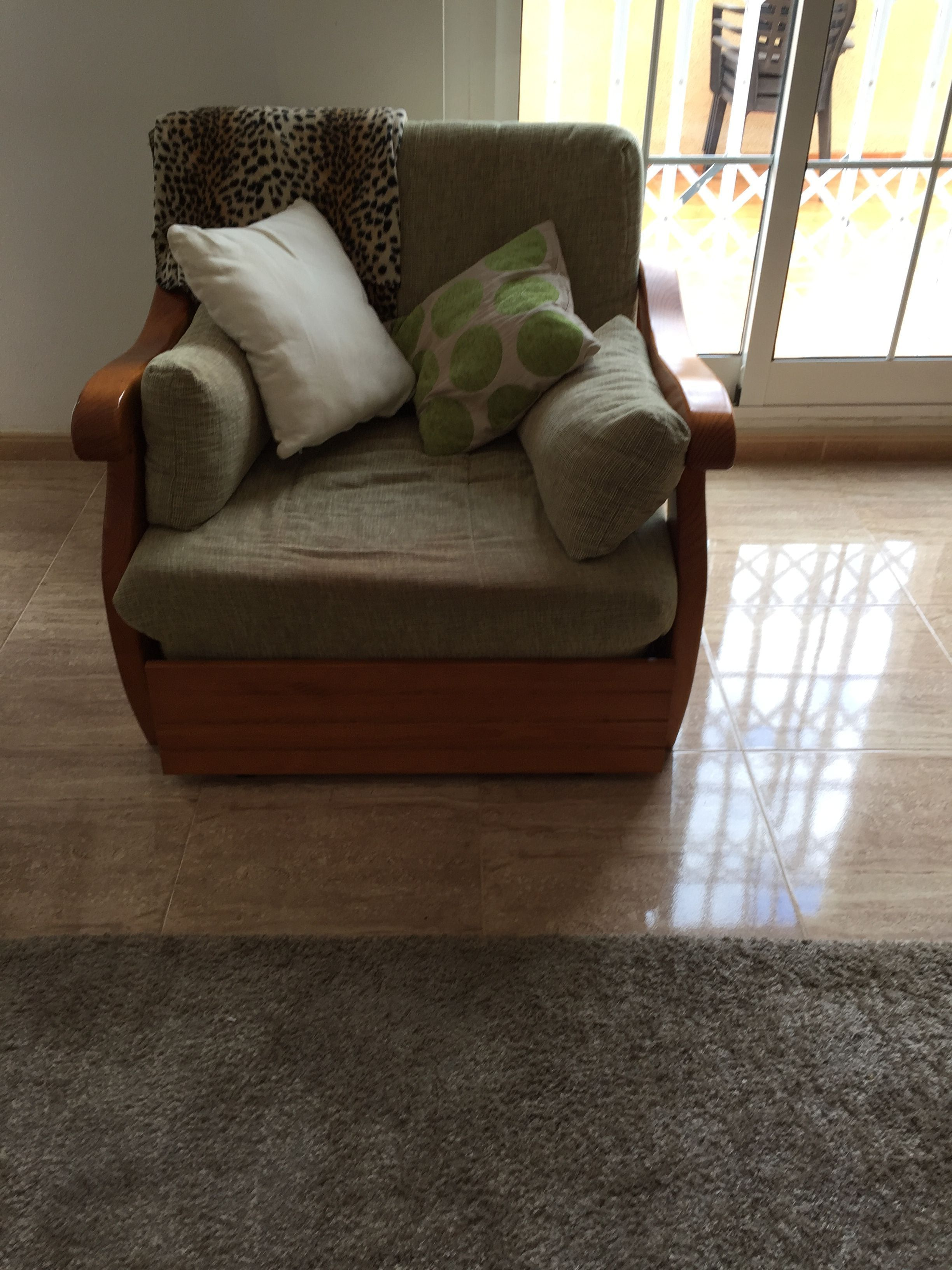 For Sale Table And Four Chairs Media Unit Sofa Bed