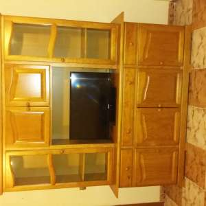 For sale: Pine Display Storage And TV Unit - €30