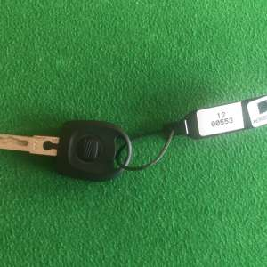 Found: Car key