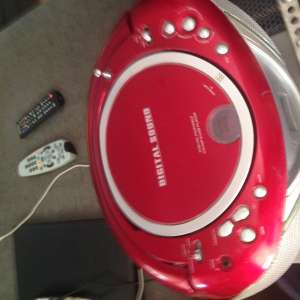 For sale: Sale radio.   CD player - €19