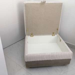 For sale: DFS storage foot Stool - €100