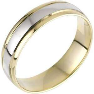 Lost: Gold & Silver wedding ring.