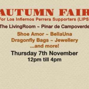 Autumn fayre Living room Campoverde