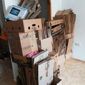 For sale: Cardboard Boxes Job Lot - €40