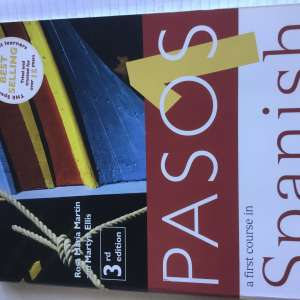 Spanish Course, Pasos 1, 3rd edition