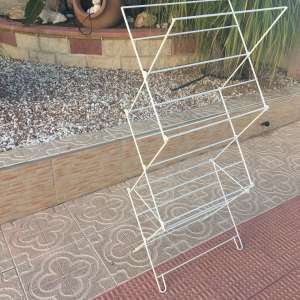 SOLD Folding Clothes Airer - €10