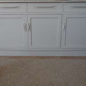 For sale: Painted sideboard - €35