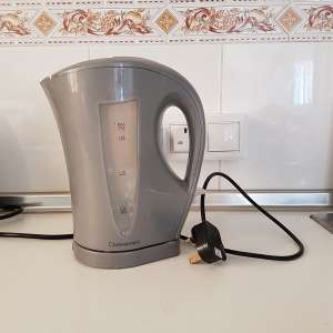 For sale: Kettle - Grey - €8