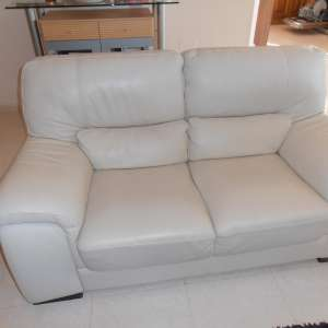 For sale: Leather settees - €200